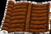 Cabin wall cf
