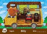 W Amiibo 20 Billy
