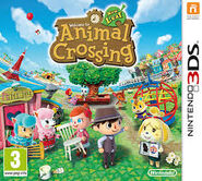 Animal crossing new leaf uk cover art