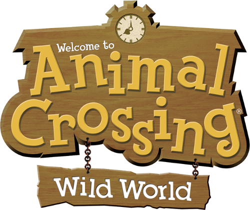 File:Animal Crossing Wild World Logo.png