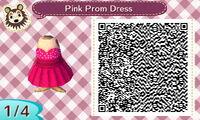 Pink prom Dress 14