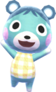 Bluebear - Animal Crossing New Leaf