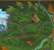 Map Sarepia-Forest