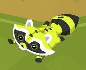 YellowRaccoonPlushie