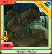 Den-Shop Haunted-Mansion 2011