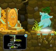 The Hidden Falls - Arctic Wolf Gate 3