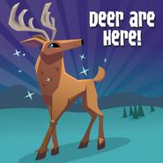Deer-Are-Here Artwork