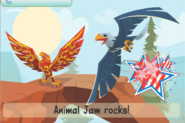 Jam-A-Gram Eagles-Jamaa