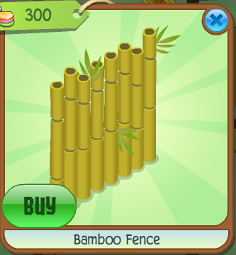 Bamboo fence animal jam wiki fandom powered by wikia