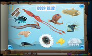 Journey Book of Deep Blue