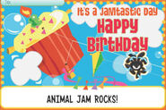JAG Happy Birthday
