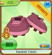 Baseball cleats1