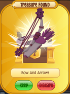 Forgotten-Desert-Prize Bow-And-Arrows Purple