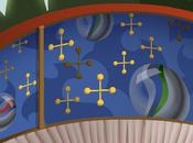 Mushroom-Hut Planet-Walls