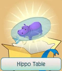 Hippo Table hippo table | animal jam wiki | fandom poweredwikia