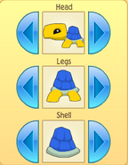 Pet turtle patterns 1