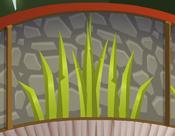 Mushroom-Hut Green-Slime-Wall