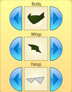 Pet bat patterns 1