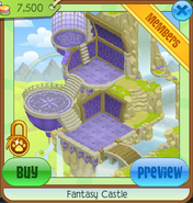 Den Fantasy Castle