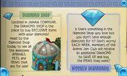 DiamondDiamondDiamonds