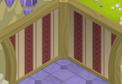 Fantasy-Castle Dust-Striped-Walls