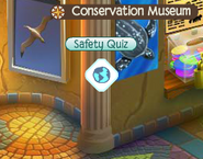 Conservation-Museum Safety-Quiz