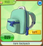 RAREBACKPACK
