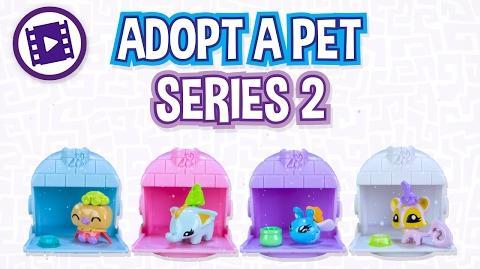 Animal Jam Adopt A Pet - Igloo Den Series 2