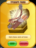 Meet-Cosmo Koala Rare-Bow-And-Arrows Orange