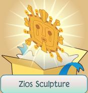 Gift Zios-Sculpture