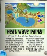 Heat wave party