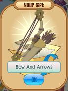 Jamaaliday-Gift 2014 Bow-And-Arrows Tan crop