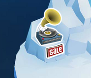 Penguins-Only-Party Music-Shop