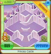 Den Princess Castle
