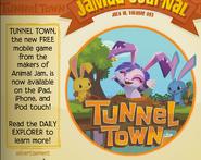 Tunnel town jamaa journal