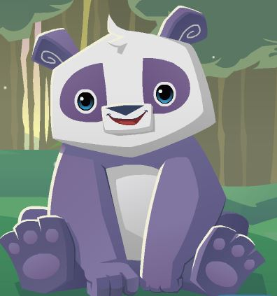 Panda animal jam wiki fandom powered by wikia - How to get a bat on animal jam ...