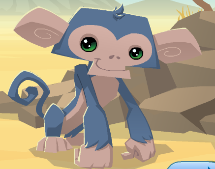 Monkey animal jam wiki fandom powered by wikia - Animaljam wiki ...