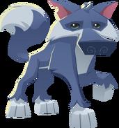 Wolf transparent pic