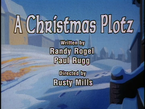 Episode 49: Very Special Opening/A Christmas Plotz/Little Drummer ...
