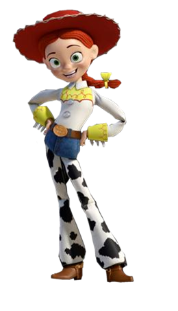 jessie animated characters and their franchises pedia