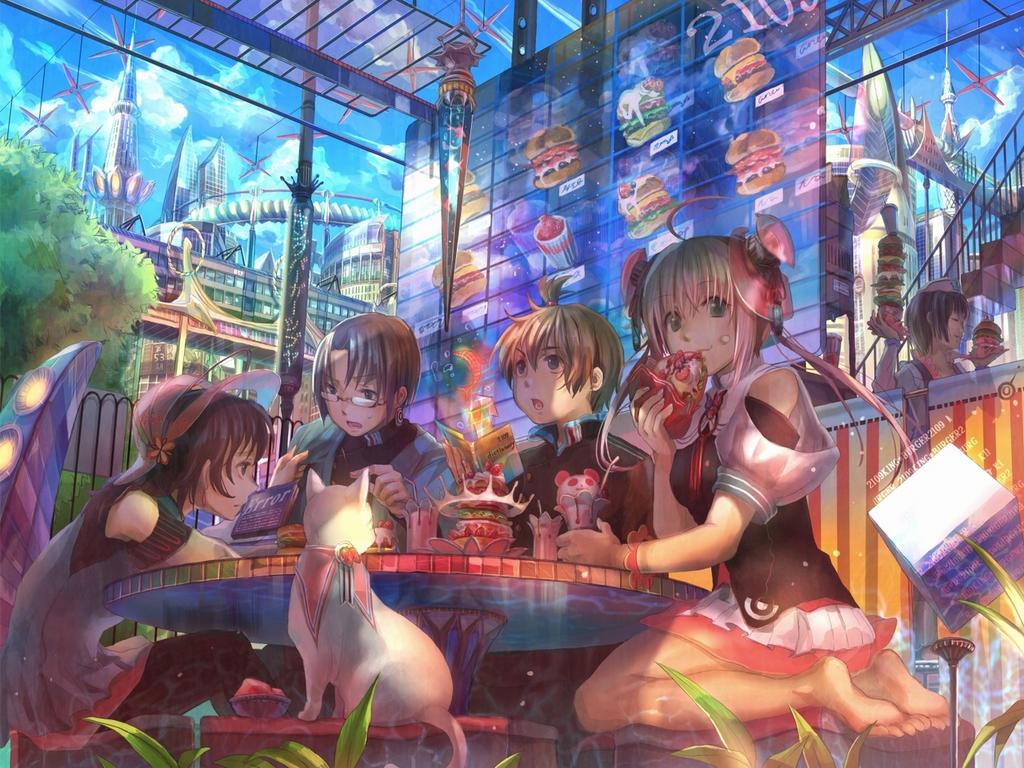Image - Anime Restaurant Wallpaper Yvt2.jpg
