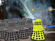 Dalek army 70s style by animedalek1-d6l43gt