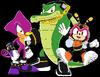 Chaotix Team