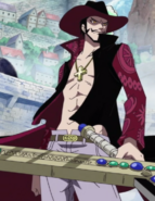Dracule Mihawk Anime Infobox