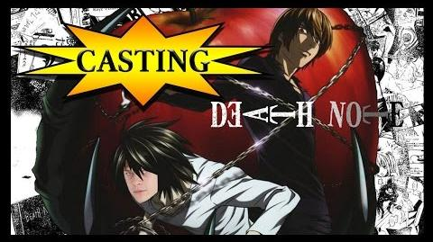 We Cast the Death Note Movie!