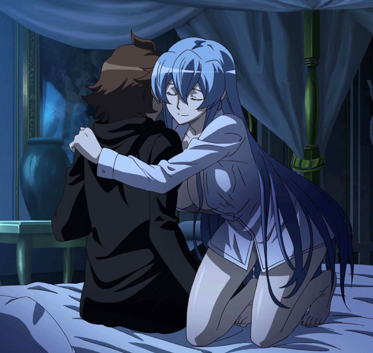 Akame Ga Kill Esdeath | AnimeList
