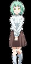 Yuki Kusakabe Anime Concept Art