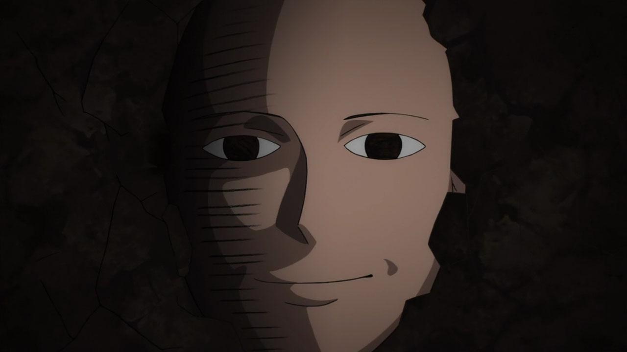 Image Saitama S Face One Punch Man Ep2 Jpg Animevice