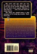 MM2 time of dinosaurs Tobias back cover
