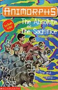 Animorphs 51 52 absolute sacrifice UK cover